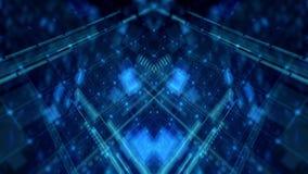 De achtergrond van de grafiekverlichting vector illustratie