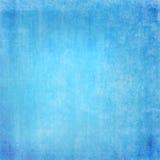 De achtergrond van Grunge in blauw Royalty-vrije Stock Afbeelding