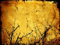 De Achtergrond van Grunge van de winter Stock Afbeelding