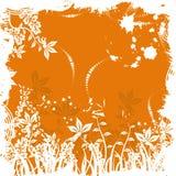 De achtergrond van Grunge, vector Royalty-vrije Stock Fotografie