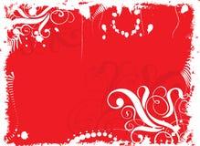 De achtergrond van Grunge, vector royalty-vrije illustratie