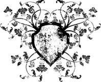 De achtergrond van Grunge, vector Stock Fotografie