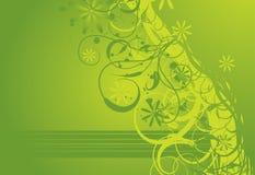 De achtergrond van Grunge, vector stock illustratie