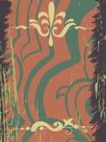 De achtergrond van Grunge voor tekst Stock Foto