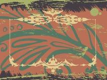 De achtergrond van Grunge voor tekst Royalty-vrije Stock Foto's