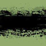 De achtergrond van Grungevlekken Stock Afbeeldingen