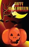 De achtergrond van Halloween Royalty-vrije Stock Foto