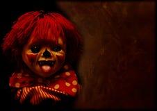 De achtergrond van Halloween van Grunge Royalty-vrije Stock Fotografie