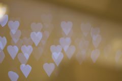 De achtergrond van harten Royalty-vrije Stock Foto's
