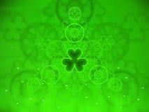 De achtergrond van heilige Patricks Stock Foto