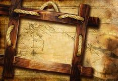 De achtergrond van het avontuur Royalty-vrije Stock Foto