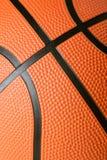 De achtergrond van het basketbal Stock Foto