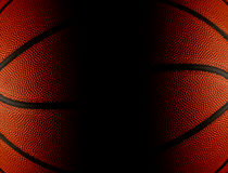 De achtergrond van het basketbal Royalty-vrije Stock Afbeelding