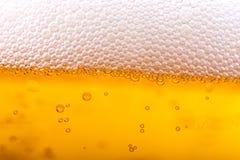 De achtergrond van het bier Royalty-vrije Stock Foto's