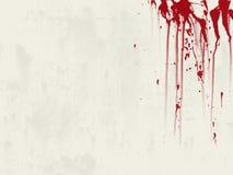 De achtergrond van het bloed Royalty-vrije Stock Foto's