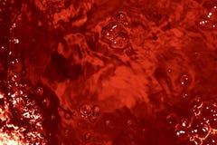 De achtergrond van het bloed Royalty-vrije Stock Afbeeldingen