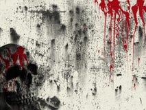 De achtergrond van het bloed Royalty-vrije Stock Afbeelding