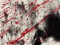 De achtergrond van het bloed Royalty-vrije Stock Fotografie