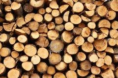 De Achtergrond van het brandhout royalty-vrije stock afbeeldingen