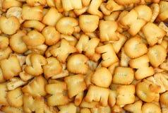 De achtergrond van het brood in patroon van Engels alfabet Royalty-vrije Stock Afbeeldingen