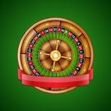 De achtergrond van het casino Stock Afbeeldingen
