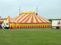 De achtergrond van het circus Stock Afbeelding