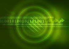 De Achtergrond van het Concept van Internet Stock Afbeeldingen