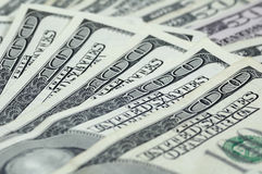 De Achtergrond van het contante geld royalty-vrije stock afbeelding