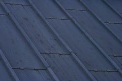 De Achtergrond van het dak Stock Foto