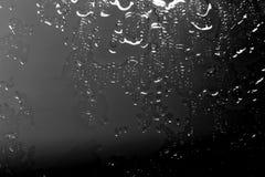 De achtergrond van het dalingenwater Stock Afbeelding