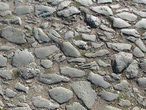 De achtergrond van het de textuurmozaïek van het stenendecor Royalty-vrije Stock Foto's
