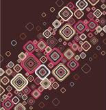De achtergrond van het decor. Vector. royalty-vrije illustratie
