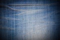 De Achtergrond van het Denim van jeans Stock Fotografie