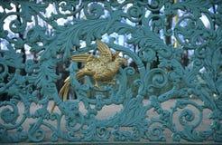 De Achtergrond van het Detail van de staalfabriek Royalty-vrije Stock Afbeelding