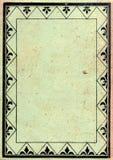 De achtergrond van het document stock foto