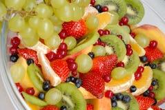 De achtergrond van het fruit Royalty-vrije Stock Foto
