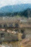 De achtergrond van het gebrandschilderd glas Royalty-vrije Stock Afbeelding