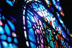 De Achtergrond van het gebrandschilderd glas Royalty-vrije Stock Foto