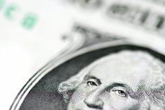 De achtergrond van het geld. Stock Foto