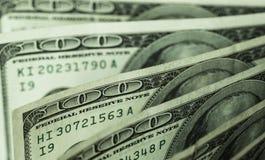 De Achtergrond van het geld Royalty-vrije Stock Afbeeldingen