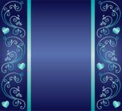 De achtergrond van het hartontwerp Royalty-vrije Stock Afbeeldingen