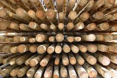 De Achtergrond van het hout Royalty-vrije Stock Afbeeldingen