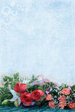 De achtergrond van het huwelijk, van de vakantie of van de verjaardag Royalty-vrije Stock Foto's
