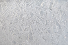 De achtergrond van het ijs Royalty-vrije Stock Fotografie