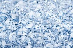 De achtergrond van het ijs Royalty-vrije Stock Foto's