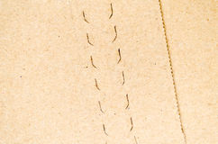 De achtergrond van het karton Royalty-vrije Stock Afbeeldingen