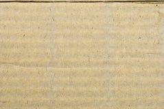 De achtergrond van het karton Royalty-vrije Stock Foto