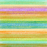 De achtergrond van het kleurenpotlood Stock Afbeeldingen