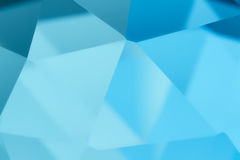 De achtergrond van het kristalglas Stock Foto's