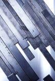De achtergrond van het metaal. Royalty-vrije Stock Afbeeldingen